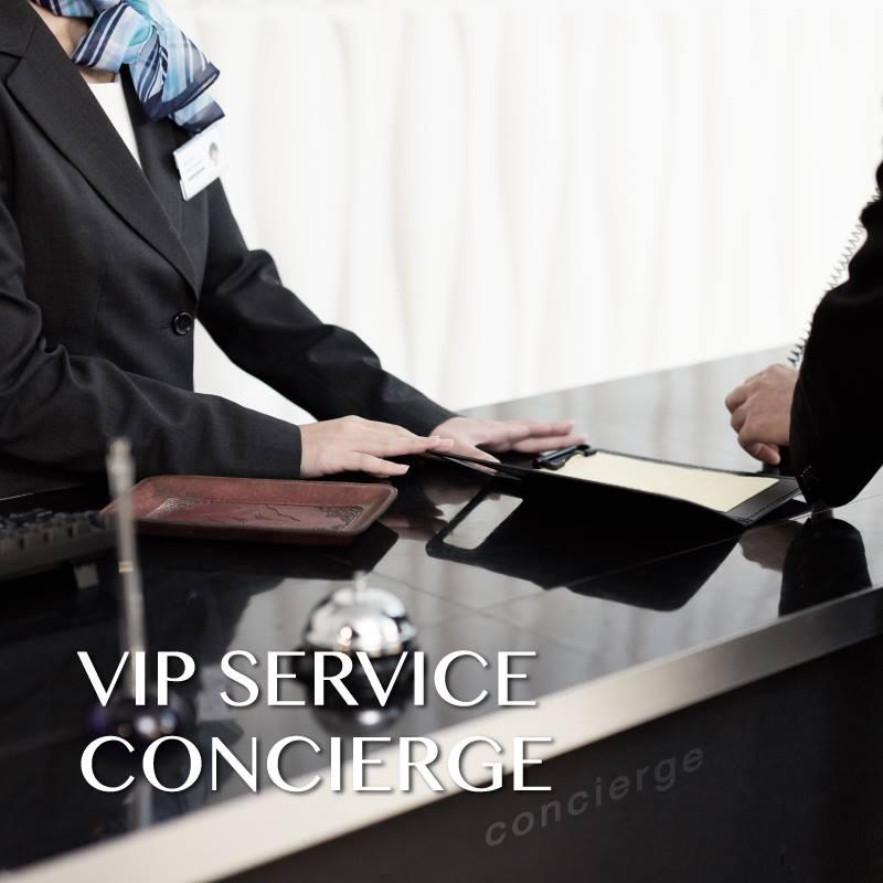 VIP Service Concierge