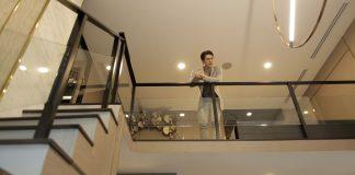 """พีช พชระ จิราธิวัฒน์ @ ห้อง Duo Space โครงการ """"Park Origin Thonglor"""""""