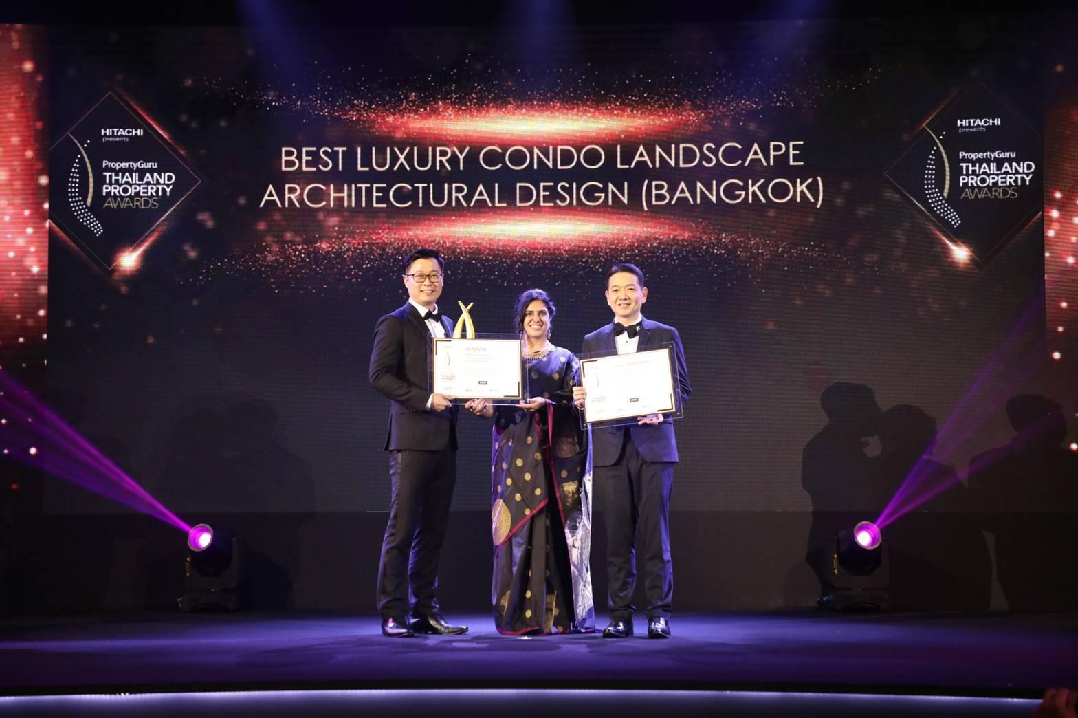 ออริจิ้น คว้า 3 รางวัล จากเวที Property Guru Thailand Property Awards 2019