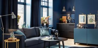 15 ไอเดียแต่งบ้านโทน Classic blue สุดคูล สีประจำปี 2020