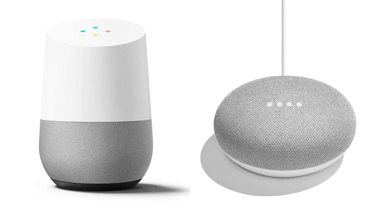 Google Home - Smart Home